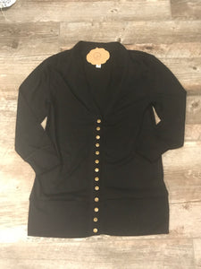 3/4 Sleeve Cardigan