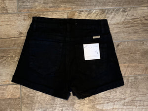 KanCan Black Shorts