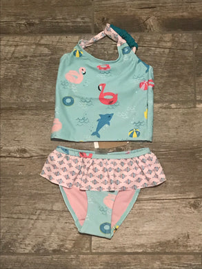Appaman Flamingo Tankini
