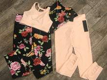 High waist Rose Parade Full Legging