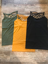 Strappy Cage Tank