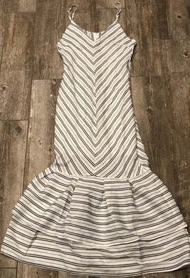 Striped Cami Maxi Dress