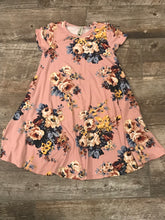 Toddler Mauvel Floral Dress