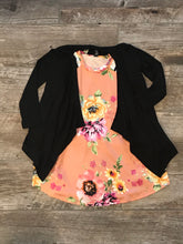 Black Toddler Cardigan