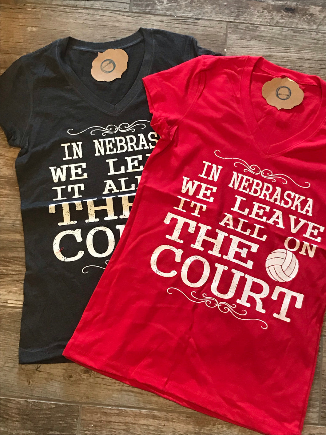 Leave it on the Court Tee