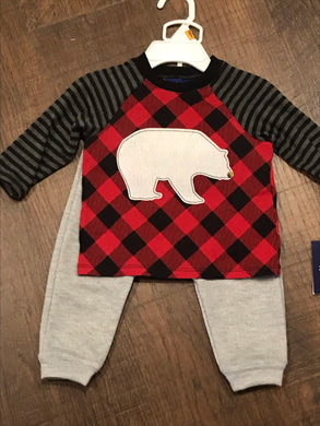 Boys Polar Bear Set