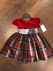 Infant Hope Overlay Dress