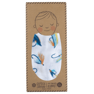 Captain Silly Pants Swaddle