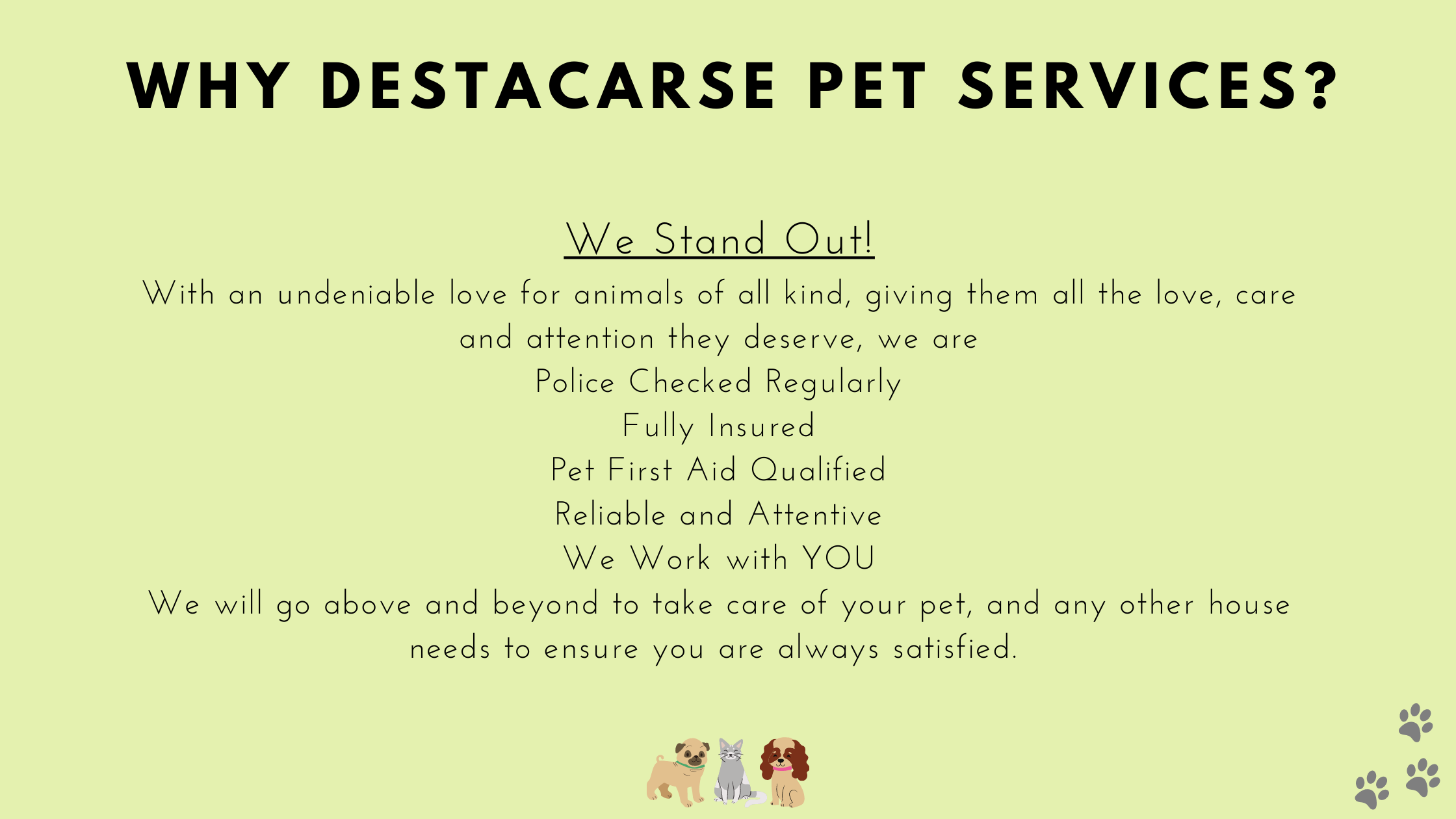 Dog Walking and Pet Care Services Brisbane