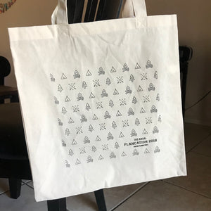 Plancation Canvas Bag