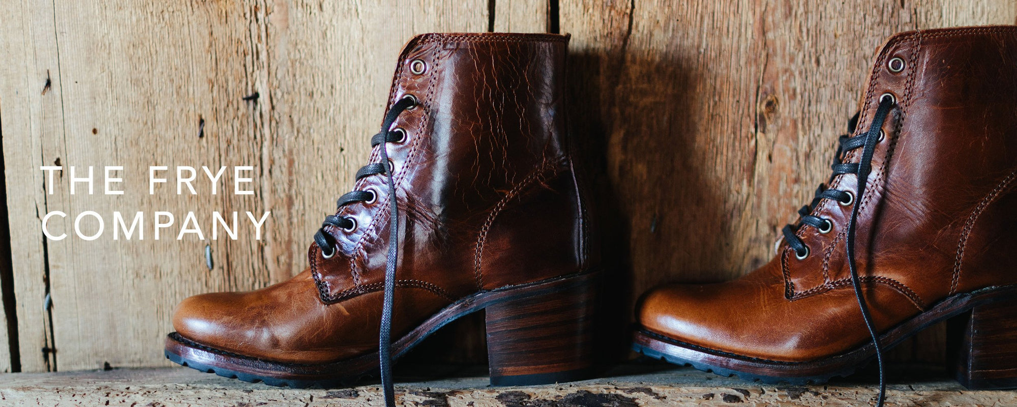 The Frye Company Boots