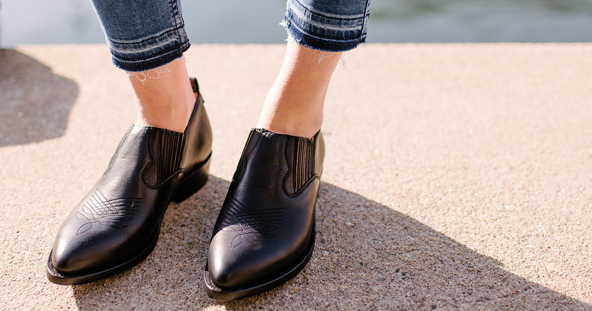 7eb735a63 Step up your shoe game with a shootie. Part boot
