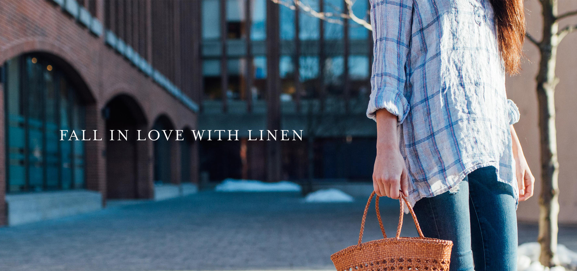 Fall in Love with Linen from CP Shades