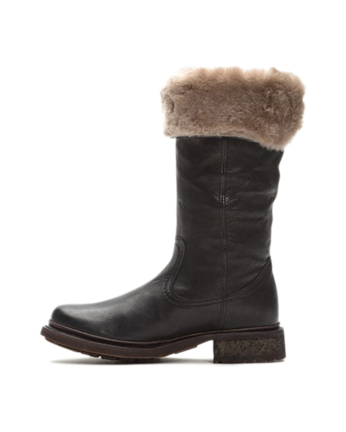 Valerie Shearling Pull On
