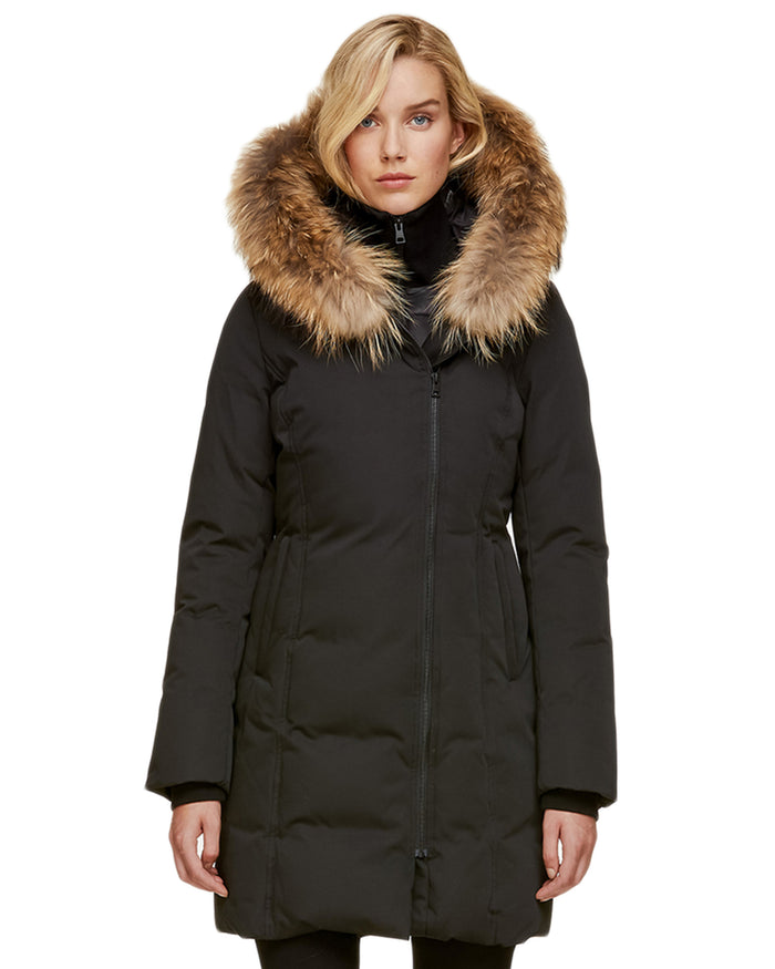 Salma Slim Classic Down Coat