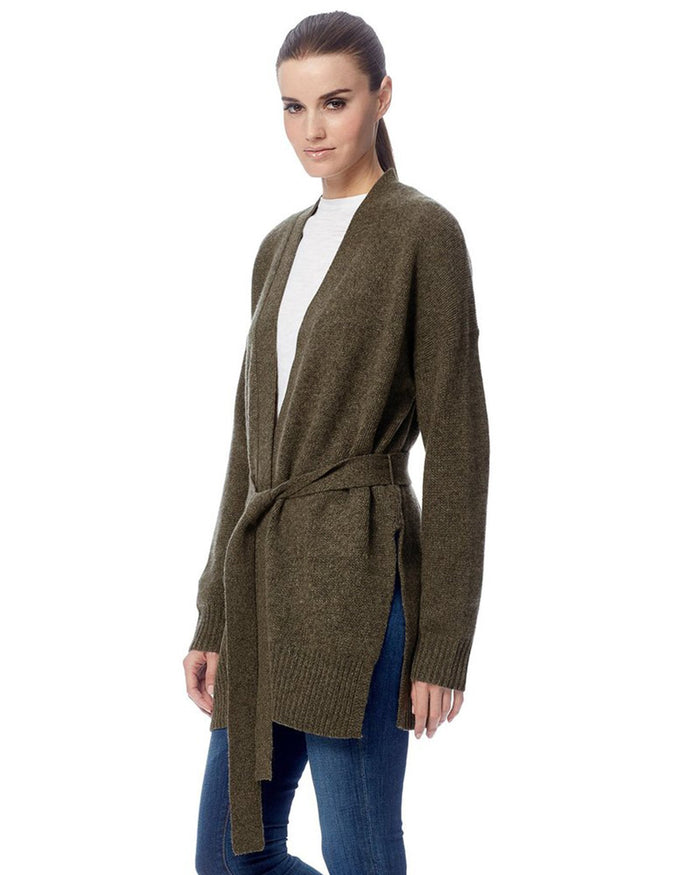 360 Cashmere Clothing Adeline Tie Cardigan