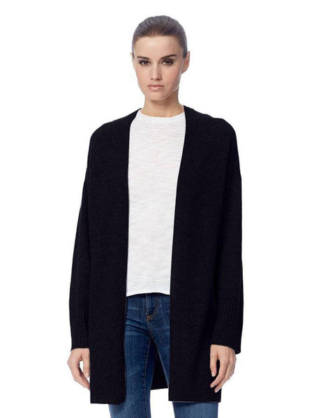 360 Cashmere Clothing Black / XS Ariana Cardigan in Black