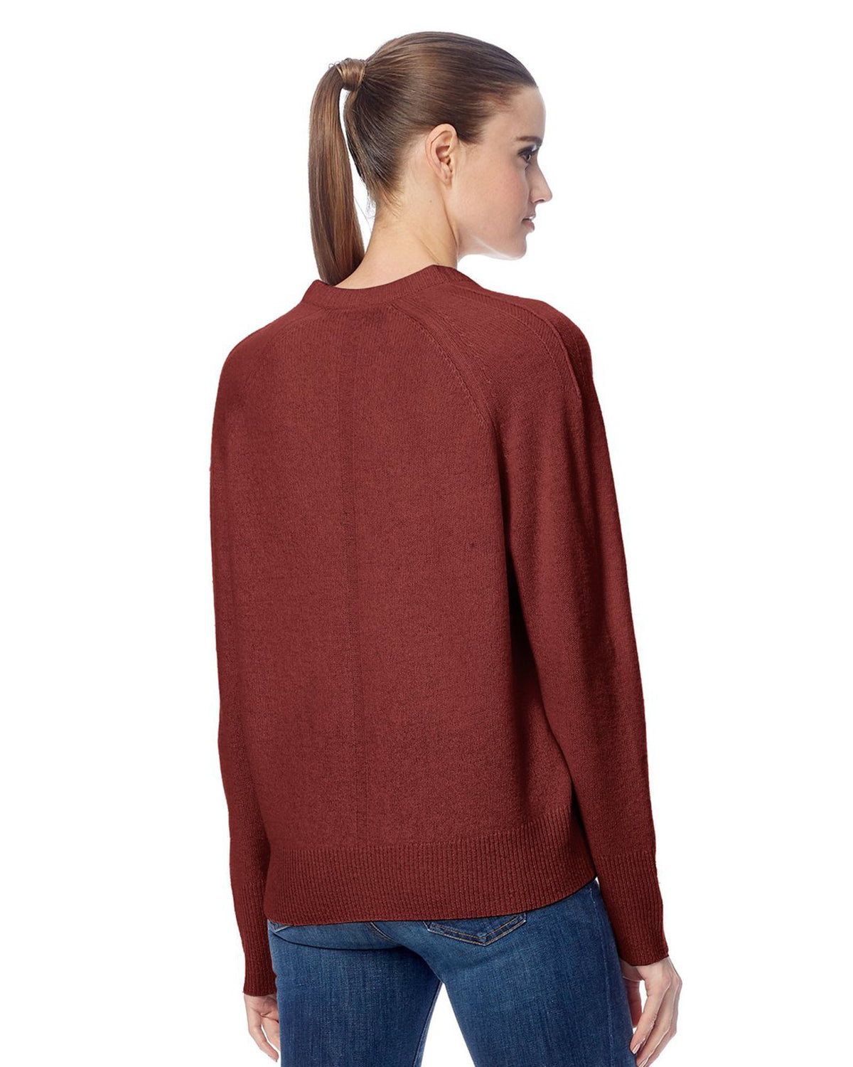 360 Cashmere Clothing Callie V Neck Sweater