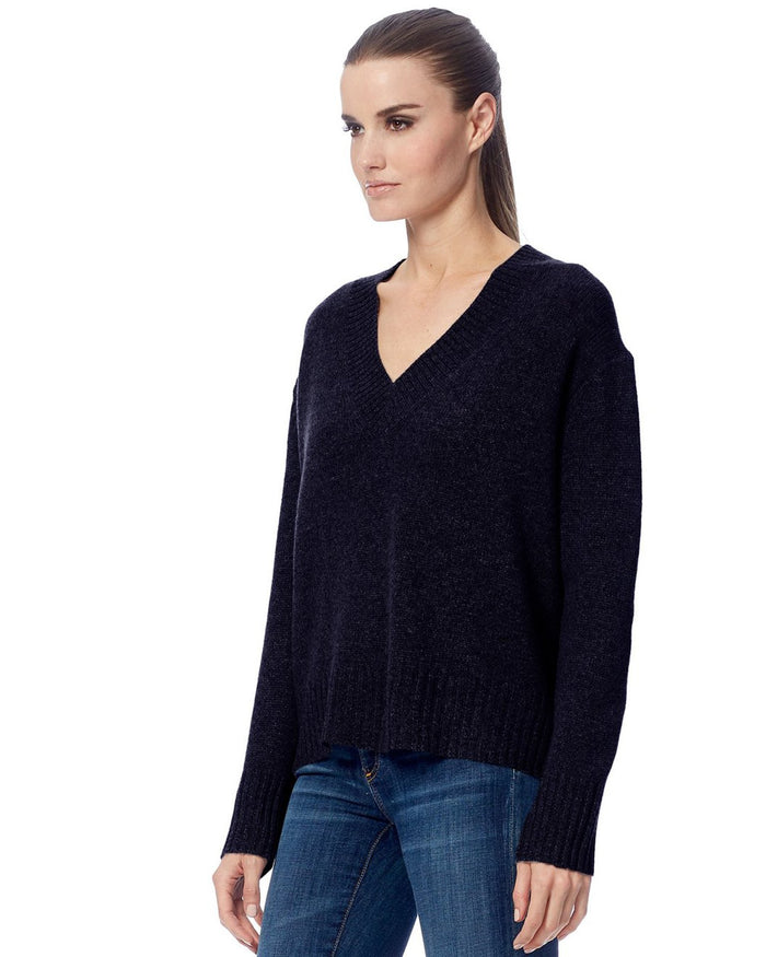 360 Cashmere Clothing Daisy V Neck Sweater