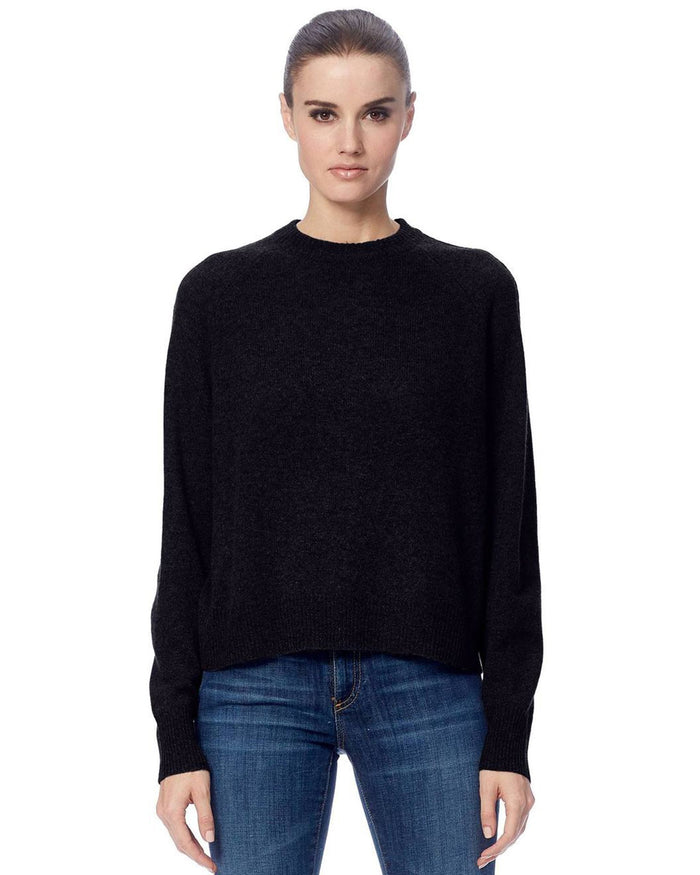 360 Cashmere Clothing Black / XS Gracie Pullover Sweater