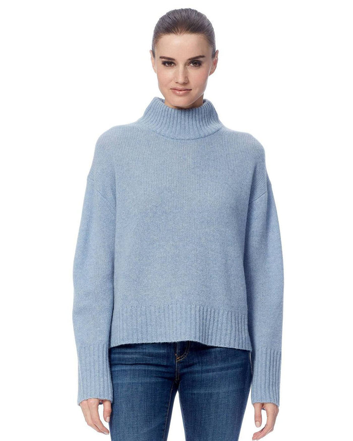 360 Cashmere Clothing Lyla Funnel Neck Sweater