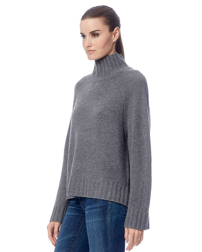 360 Cashmere Clothing Margaret Raglan Funnel Sweater