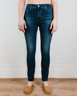 Adriano Goldschmied Denim Farrah Skinny Ankle in Statford