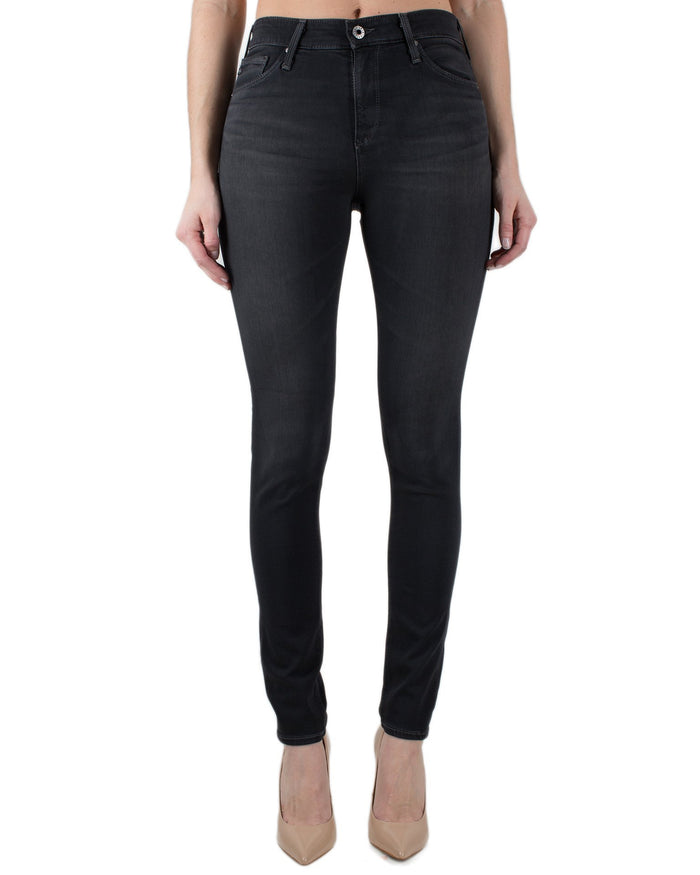 Adriano Goldschmied Denim Grey Mist / 25 Farrah Skinny