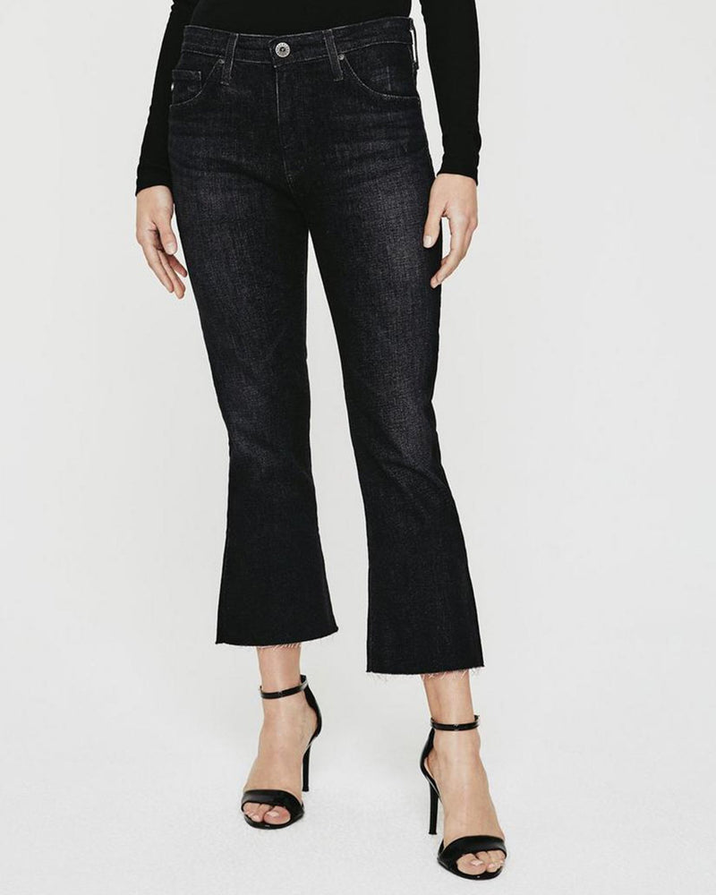 Adriano Goldschmied Denim Jodi Crop  in Holloway