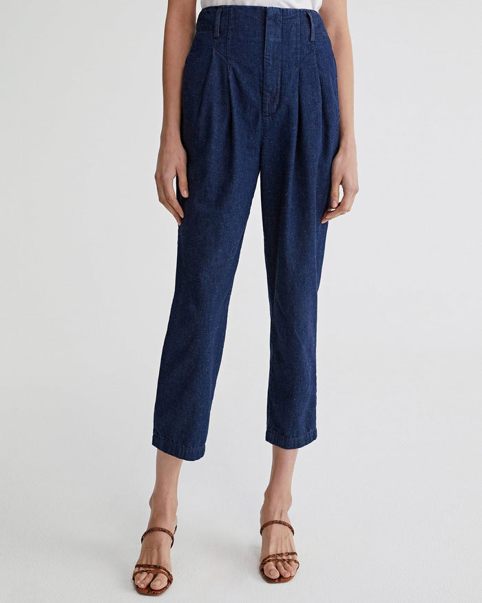 Adriano Goldschmied Denim Indigo Beyond / 24 The Yasmeen Pant