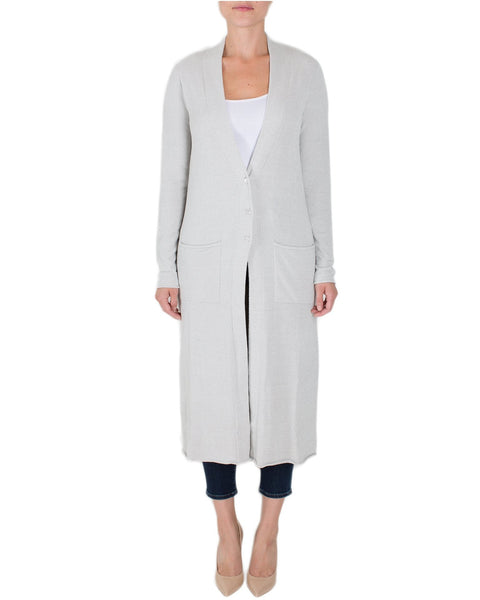 Barefoot Dreams Clothing Fog Grey / XS CCUL Duster