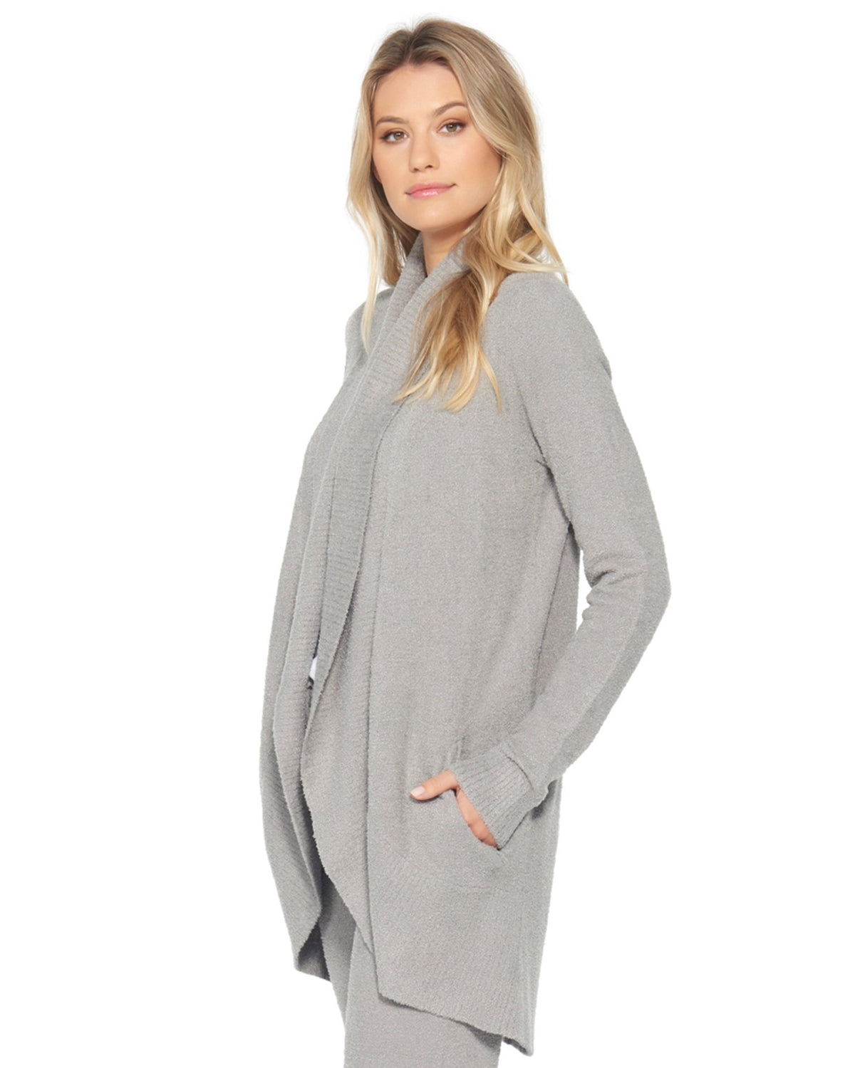 Barefoot Dreams Clothing Cozychic Lite Circle Cardi