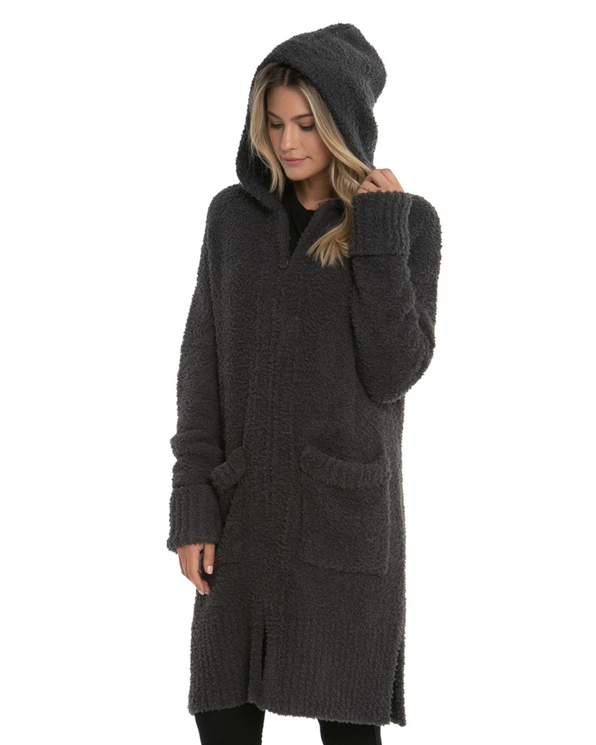 Barefoot Dreams Clothing Carbon / XS Cozychic Nor-Cal Coat