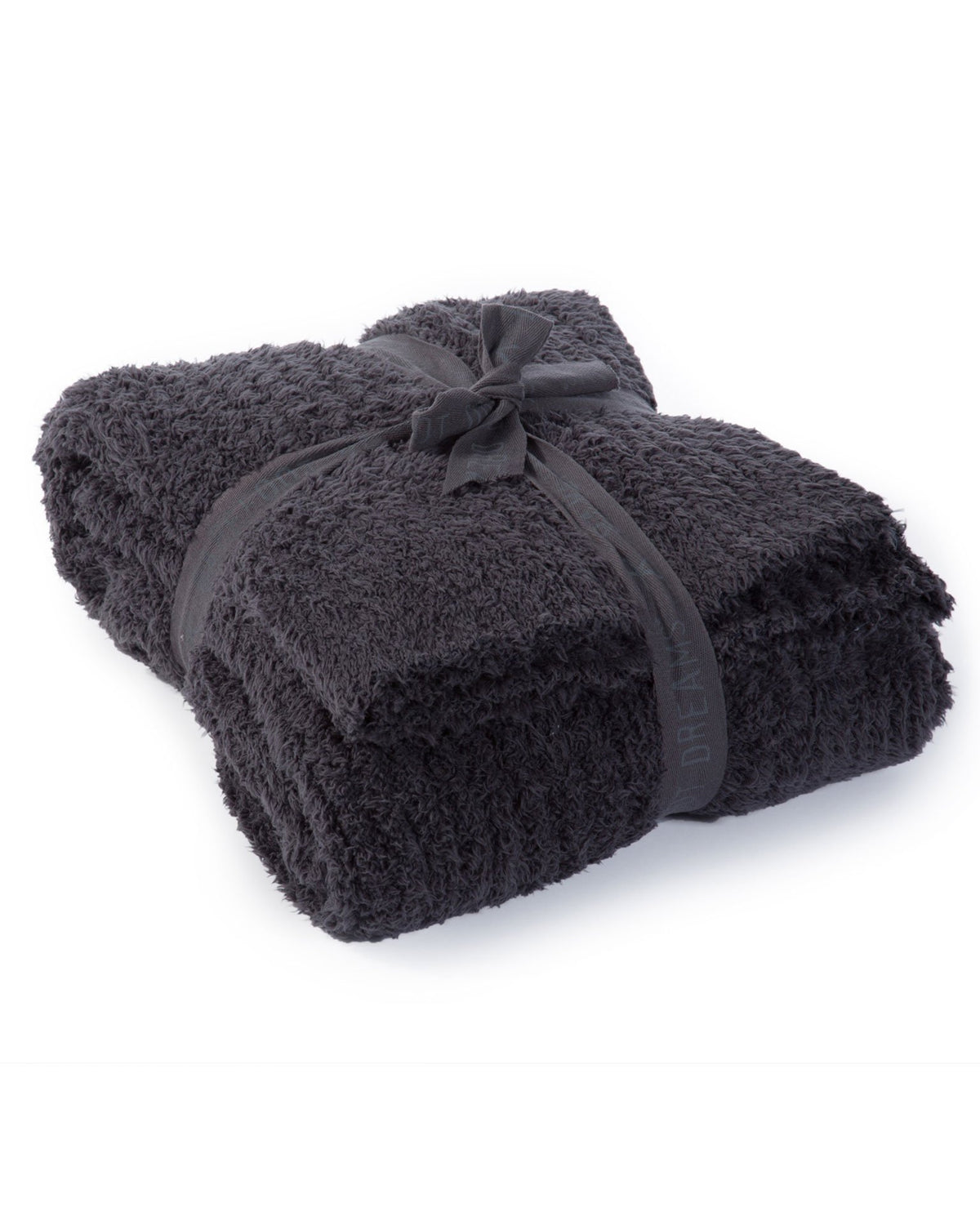 Barefoot Dreams Home Carbon / O/S Cozychic Ribbed Throw