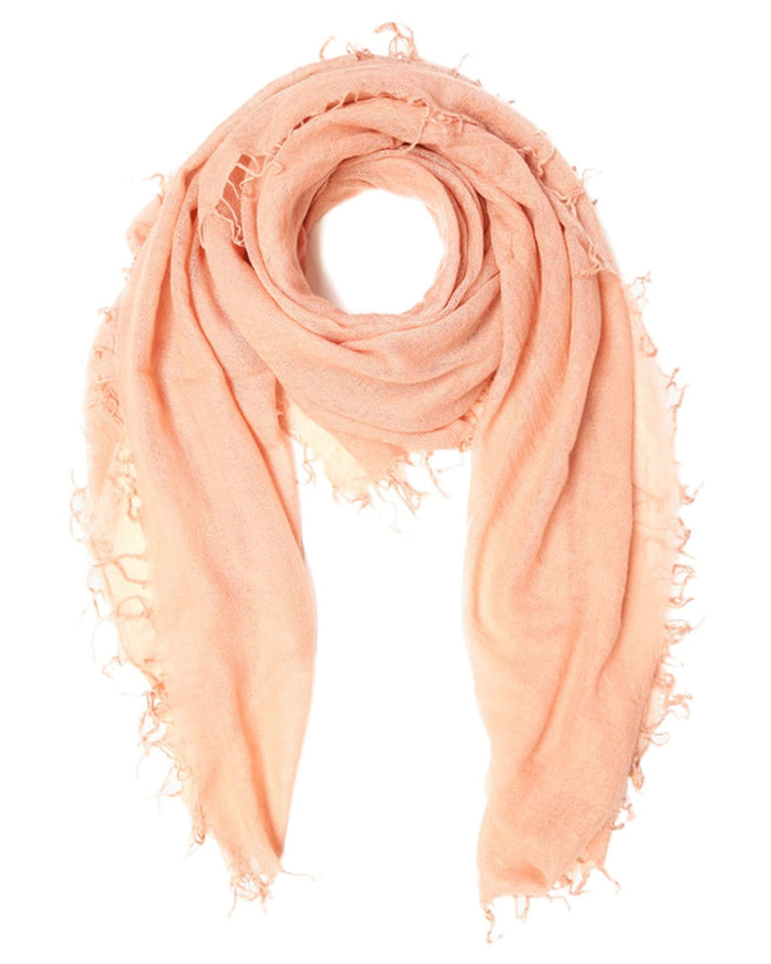 Chan Luu Accessories Cashmere & Silk Scarf in Cafe Creme