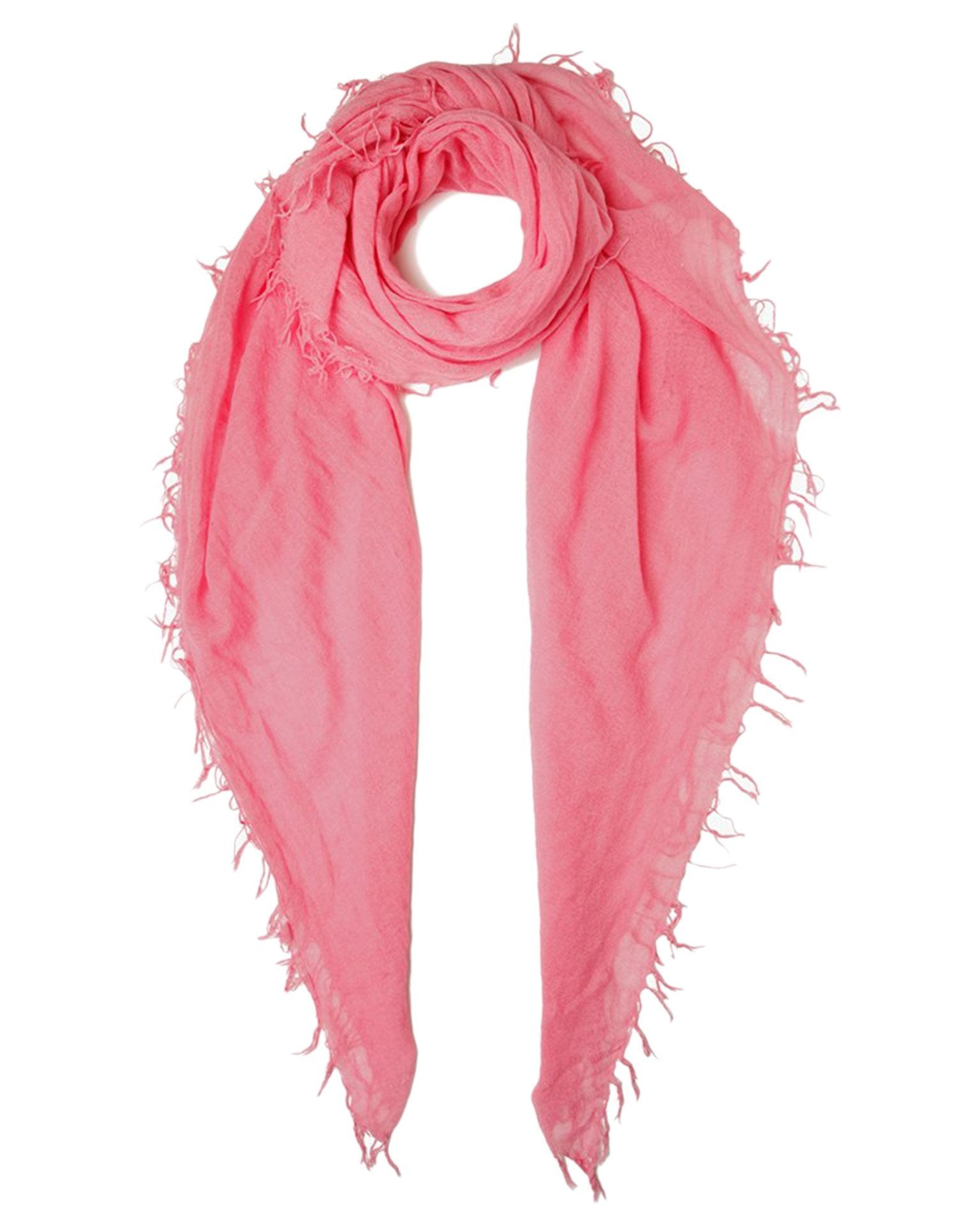 Chan Luu Accessories Cashmere & Silk Scarf in Chateau Rose