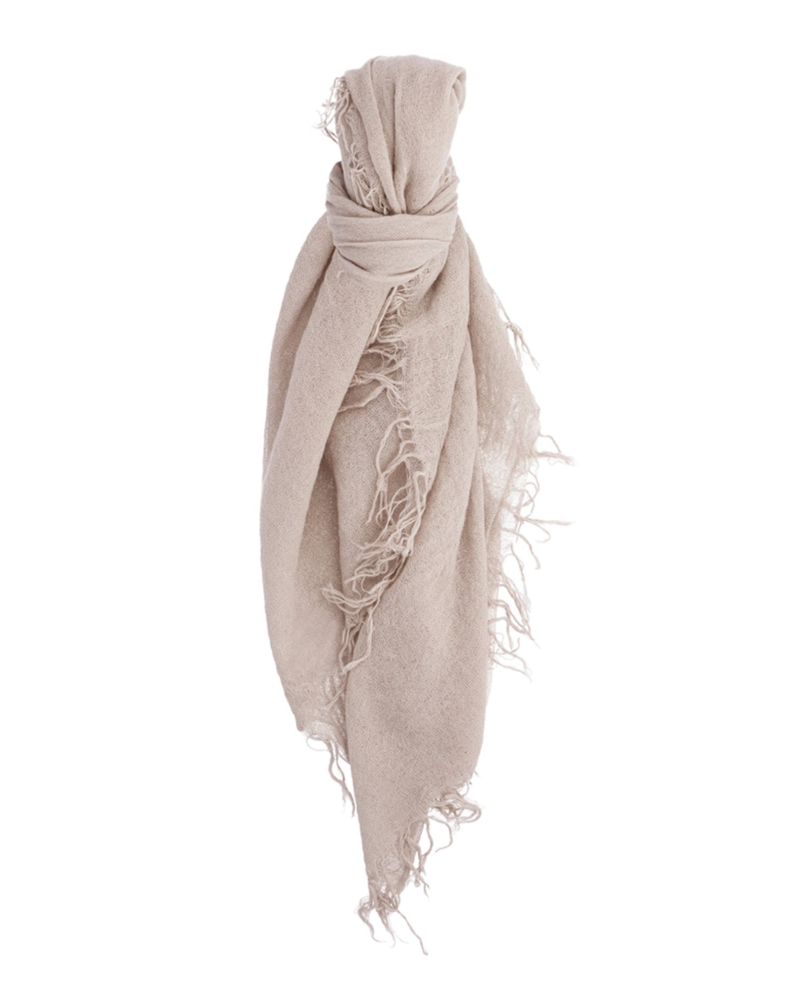 Chan Luu Accessories Cashmere & Silk Scarf in Etherea
