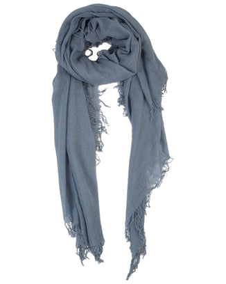 Chan Luu Accessories Cashmere & Silk Scarf in Flintstone