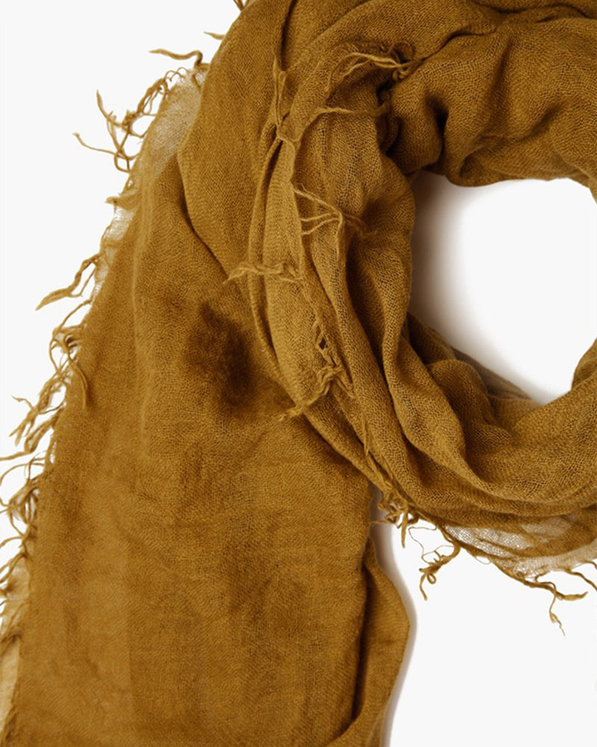 Chan Luu Accessories Cashmere & Silk Scarf in Grass Roots