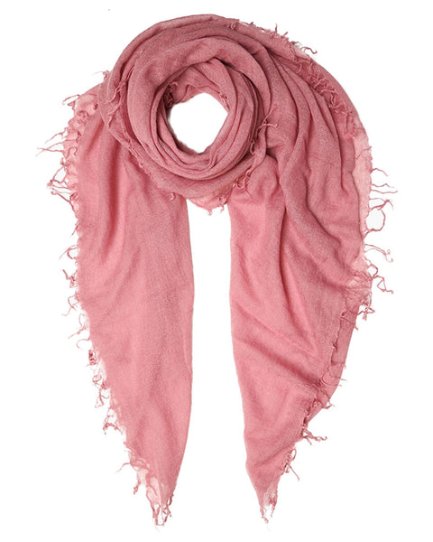 Chan Luu Accessories Cashmere & Silk Scarf in Lilas