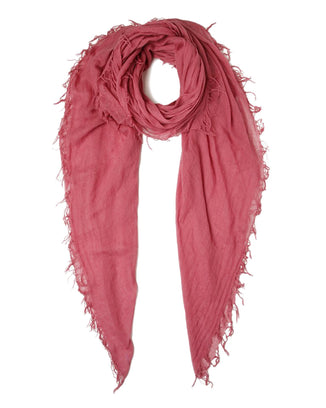 Chan Luu Accessories Cashmere & Silk Scarf in Meadow Mauve