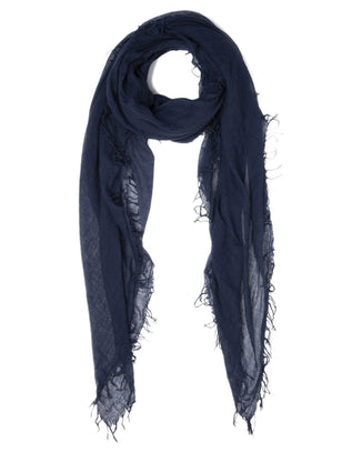 Chan Luu Accessories Cashmere & Silk Scarf in Outer Space