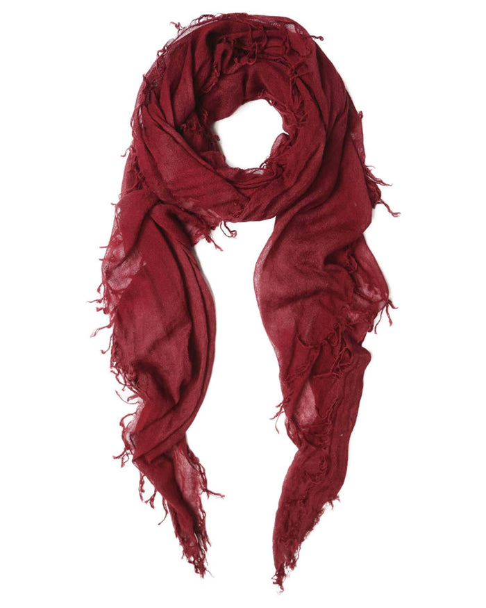 Chan Luu Accessories Cashmere & Silk Scarf in Scooter