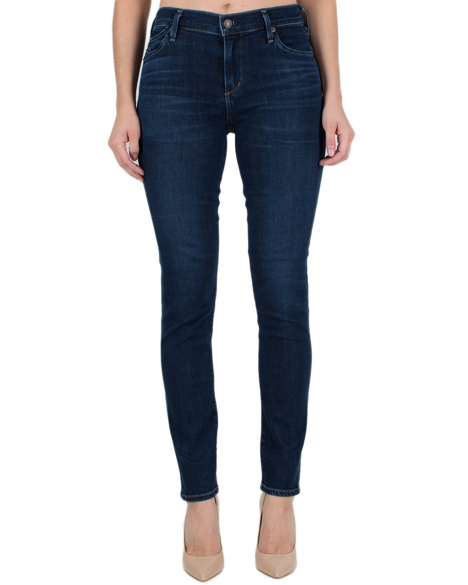 Citizen's of Humanity Denim Te Amo / 24 Avedon Ultra Skinny