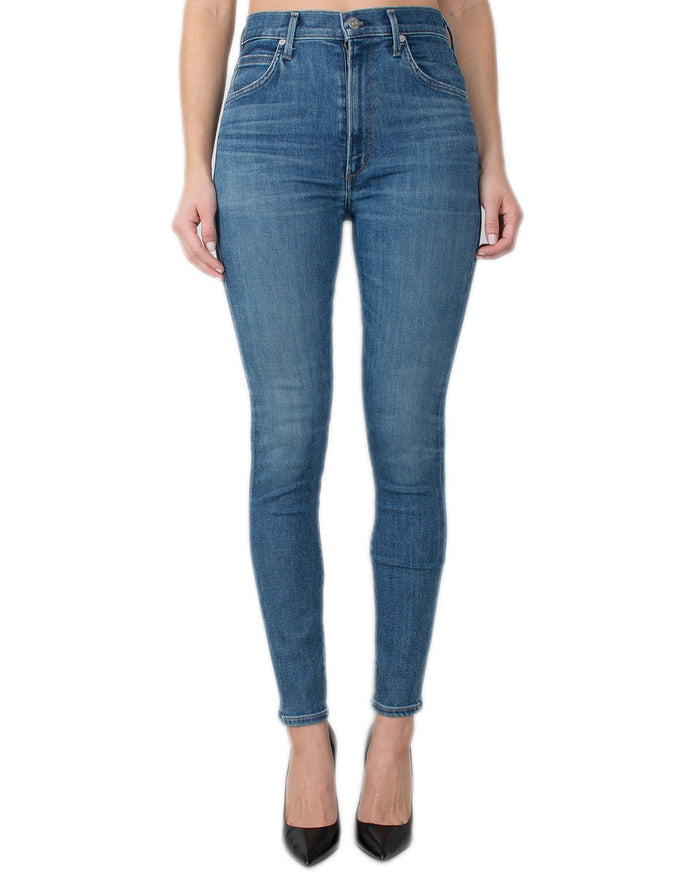 Citizen's of Humanity Denim Hotline / 25 Chrissy Uber H/R Skinny-Hotline