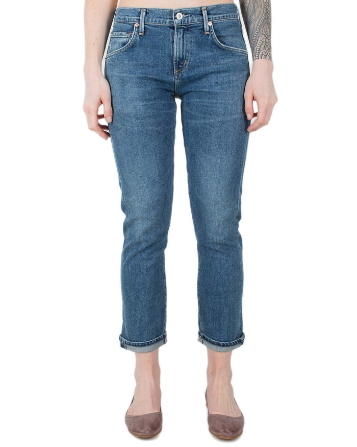 Citizen's of Humanity Denim Century / 24 Emerson Slim Boyfriend Ankle