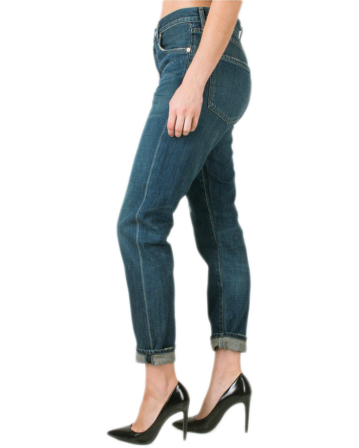 Citizen's of Humanity Denim Wiltern / 25 Liya High Rise Classic Fit-Wiltern