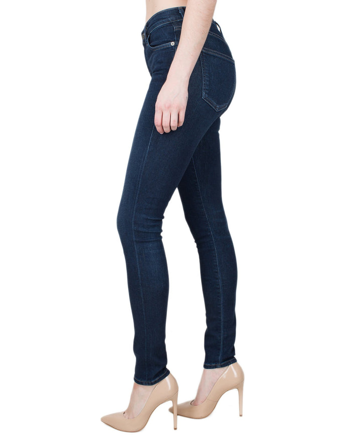 Citizen's of Humanity Denim Empire / 24 Rocket High Rise Skinny