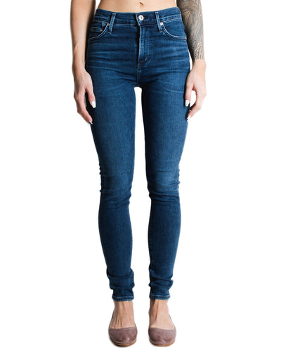 Citizen's of Humanity Denim Glory / 24 Rocket High Rise Skinny
