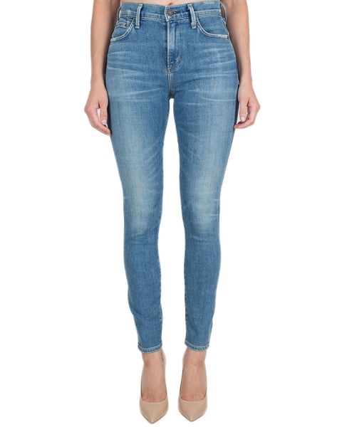 Citizen's of Humanity Denim Reyes / 25 Rocket High Rise Skinny-Reyes